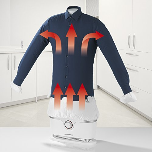 automatischer buegler fuer hemden blusen buegelpuppe trocknet und buegelt kleidung automatisch in einem schritt - Automatischer Bügler für Hemden & Blusen, Bügelpuppe ( Trocknet und bügelt Kleidung automatisch in einem Schritt )