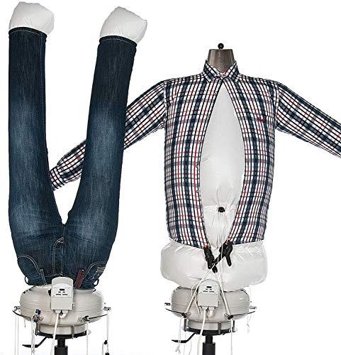 Original Tubie Hemdenbügler Bügelpuppe Blusenbügler Bügelmaschine Hosenbügler