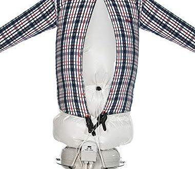 Original Tubie Hemdenbuegler Buegelpuppe Blusenbuegler Buegelmaschine ohne Hosenaufsatz 380x330 - Original Tubie Hemdenbügler Bügelpuppe Blusenbügler Bügelmaschine - ohne Hosenaufsatz