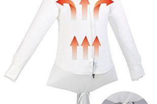 Sichler Haushaltsgeräte Hemdentrockner: 2in1-Reise-Bügelpuppe mit Haartrockner-Aufhängung, trocknet & glättet (Reisebügelpuppe)